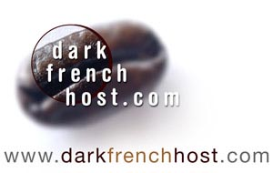 Dark French Host
